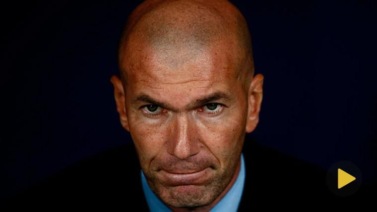 El 'meme' que resume la vuelta de Zidane al Madrid: Con el galo vuelven las polémicas arbitrales