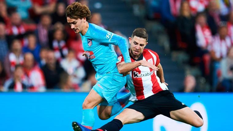 El Atlético de Madrid se indigna por dos posibles penaltis que no fueron revisados por el VAR