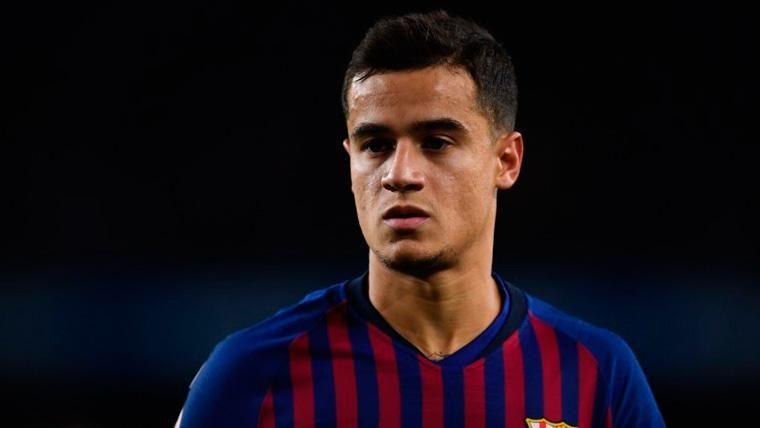 La última estrategia del Barça para solucionar el caso Philippe Coutinho