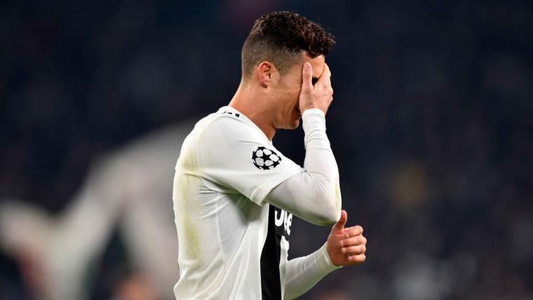 La UEFA abre un expediente a Cristiano por su gesto contra la afición del Atlético