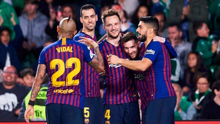 Con LaLiga casi resuelta, el Barça debe priorizar la Champions