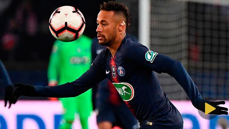 Neymar desvela cómo va su recuperación y cuándo volverá a los terrenos de  juego 5b0db22d1c038