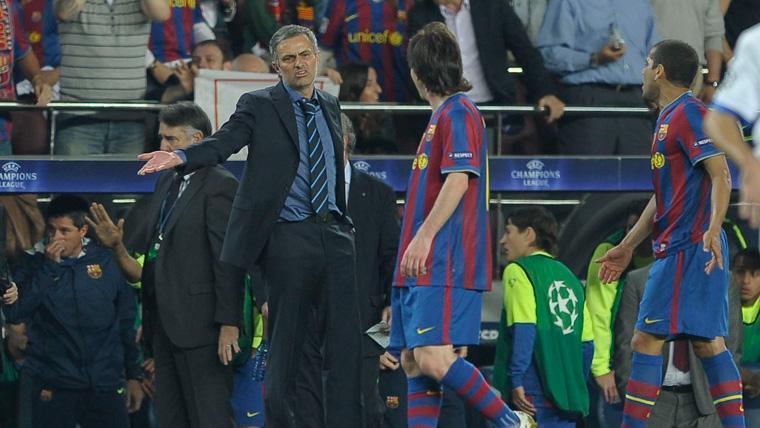 Filtran los informes de Mourinho sobre las estrellas culés: Messi, Ronaldinho, Puyol, Iniesta...