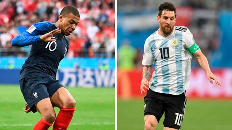 Kylian Mbappé, el único que puede arrebatar a Leo Messi su sexta Bota de Oro