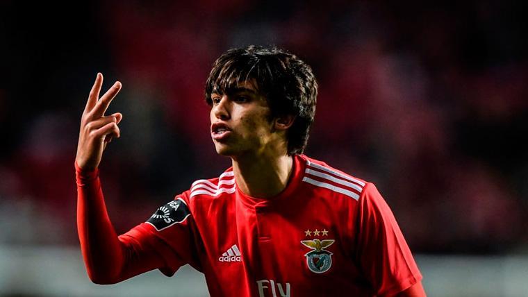 Joao Félix habla de su futuro y asegura que Messi y Cristiano también están entre sus ídolos