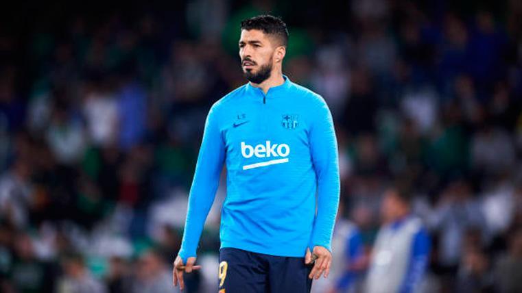 Luis Suárez tiene a tiro a Kubala para hacer historia en el Barça