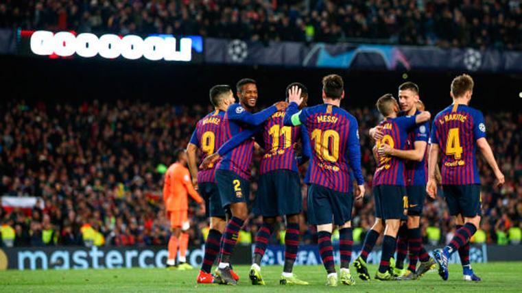 Aprender de los errores puede traer al Barça un nuevo triplete