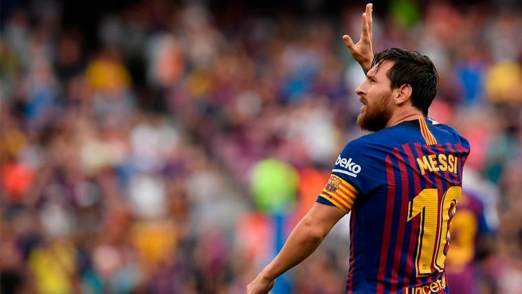 """Brillante elogio de un ex del Madrid a Messi: """"Está ahí para ser el mejor de la historia"""""""