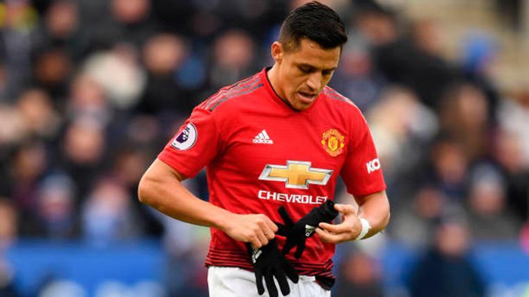 """Alexis Sánchez quiere hacer """"felices"""" a los seguidores del Manchester United"""