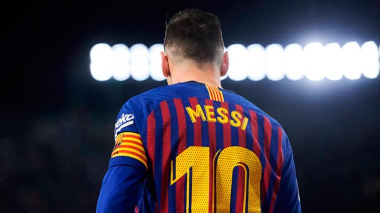 El FC Barcelona se prepara para la era 'post-Messi'