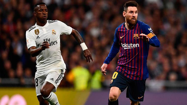 Vinicius revela por qué prefirió al Real Madrid sobre el Barcelona