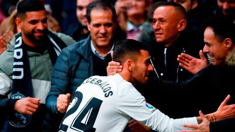 """Ceballos: """"No me gustaría que el Bernabéu ovacionara a Messi"""""""