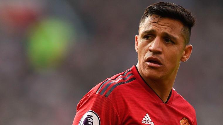 Alexis estaría condenado en el Manchester United y todo apunta a que se marchará en verano