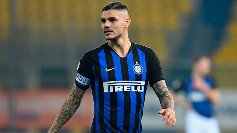 Mauro Icardi podría salir del Inter de Milán por solo 50 millones de euros