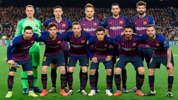 ALERTA: Seis 'vacas sagradas' del Barça ya superan los 30 años