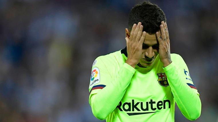 Los pros y los contras del posible traspaso de Philippe Coutinho