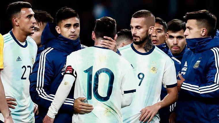 OFICIAL: Argentina confirma que Messi no jugará contra Marruecos y regresa 'tocado'