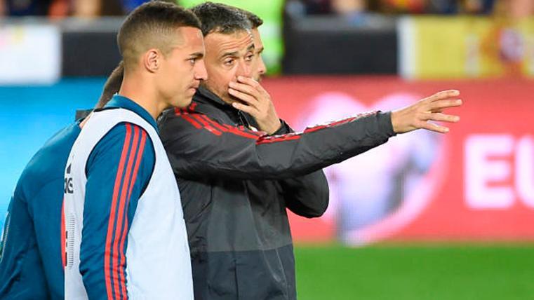 Rodrigo se pronuncia sobre el presunto interés del FC Barcelona