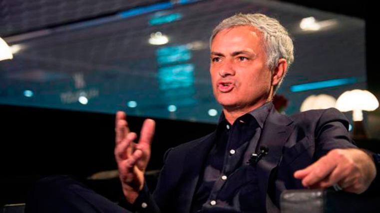 Mourinho desvela a partir de cuándo regresará a los banquillos