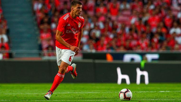 La Juventus se fija en el central del Benfica y podría dar por perdido a De Ligt