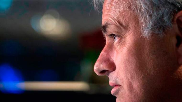 Mourinho pone a Barça y Juventus como favoritos para ganar la Champions