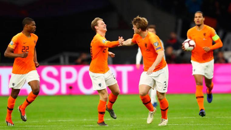 Lo que podrían aportar Jovic, De Ligt y De Jong al FC Barcelona