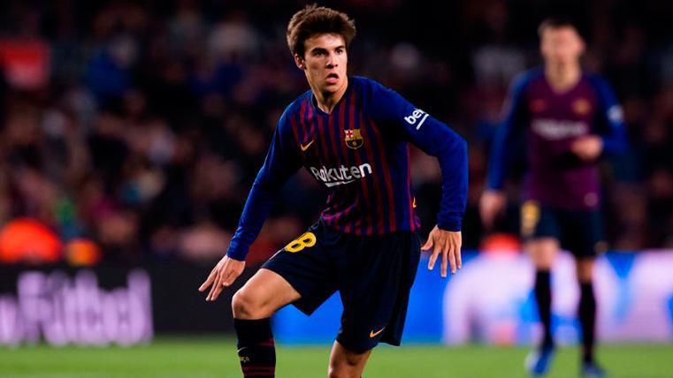 El Barça le busca equipo en Primera a Riqui Puig para cederlo la próxima temporada
