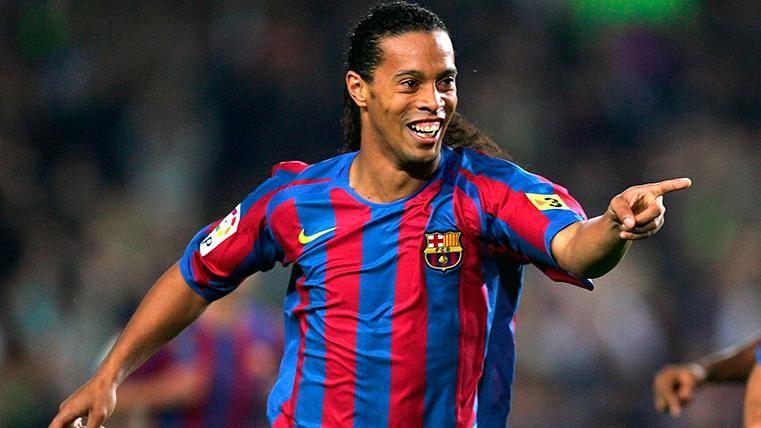 Makelele a Ronaldinho: