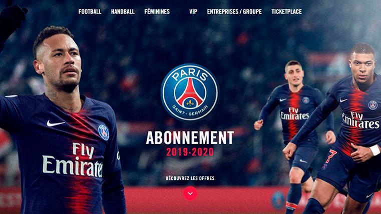 Respuesta subliminal del PSG a los rumores sobre Kylian Mbappé y Neymar Jr