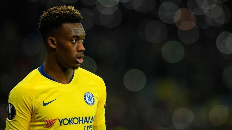 El Barça, pendiente del futuro de la joven perla del Chelsea
