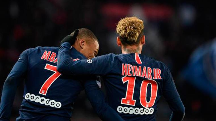 Neymar-Mbappé, los rumores y el silencio oficial del Real Madrid