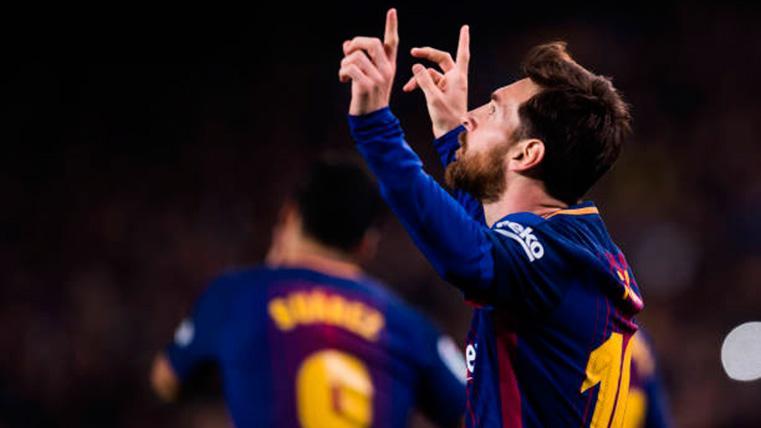 El Rey ha vuelto: ¡Falta directa de Messi y golazo para hundir al Espanyol en el Camp Nou!