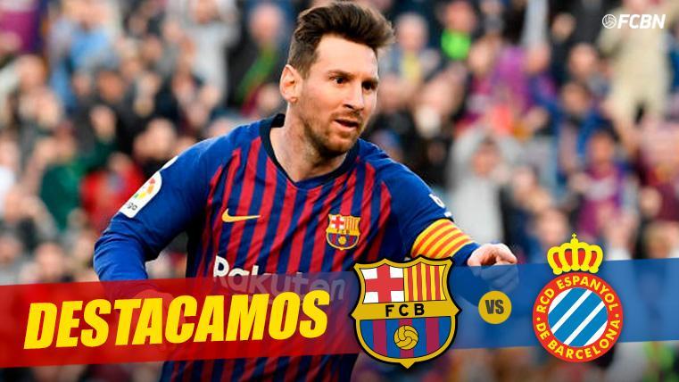 El patrimonio del Barça es Messi: Cinco datos demoledores tras el 'doblete' al Espanyol