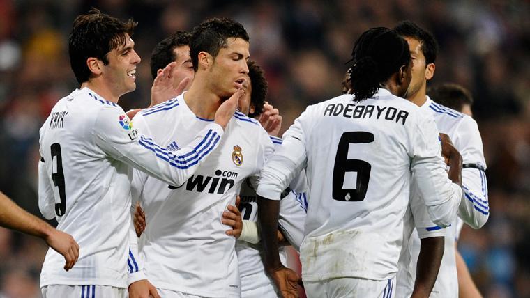 Doble rasero: En 2011, 'Marca' adjudicó a Cristiano Ronaldo un gol que era de Pepe