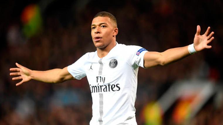 Mbappé decide en la victoria del PSG ante el Toulouse (0-1)