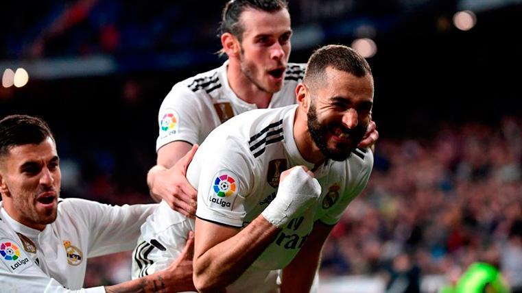 El récord goleador de Benzema que no tienen Messi ni Cristiano