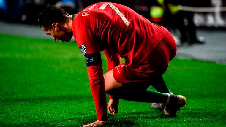 """Allegri es optimista con Cristiano: """"Esperamos contar con él frente al Ajax en Champions"""""""