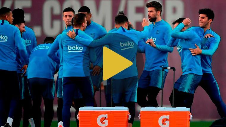 Lista de convocados de Valverde para el Villarreal-FC Barcelona