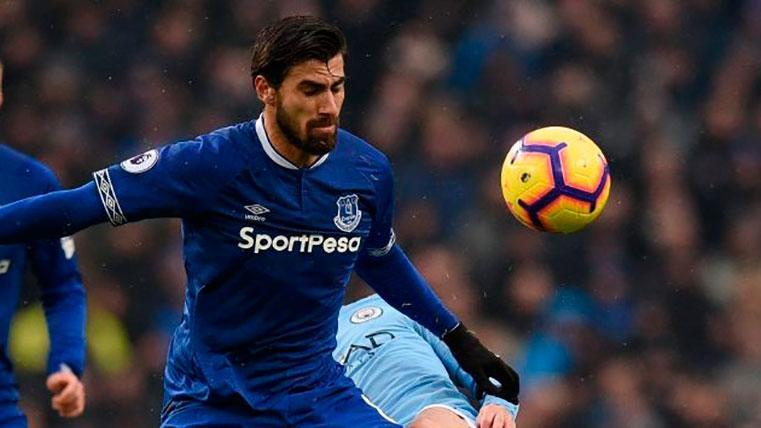 La venta de André Gomes al Everton, cada vez más cerca