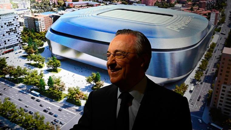 El nuevo Bernabéu empezará a construirse en verano y costará más de 500 millones de euros