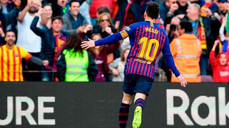 'Marca' rectifica y finalmente le da el gol de falta contra el Espanyol a Leo Messi