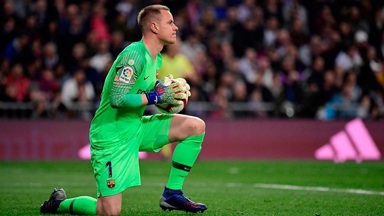 FRAGILIDAD: Las paradas estelares de Ter Stegen no evitaron los goles del Villarreal