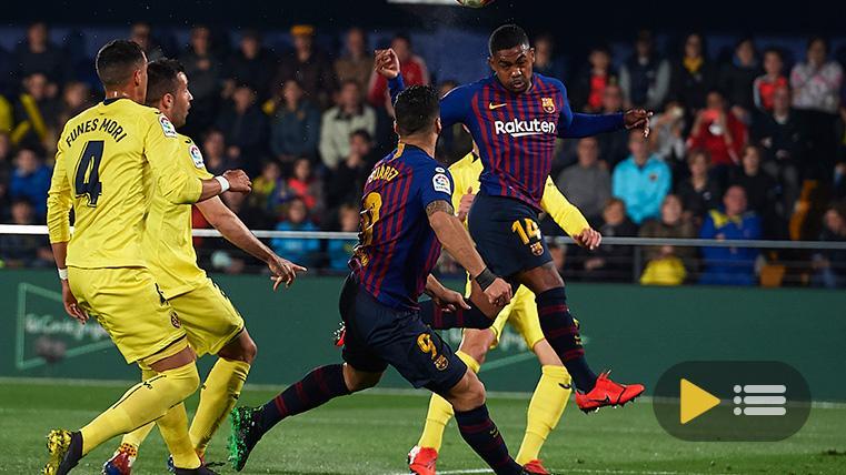 Vídeo resumen: Villarreal 4 FC Barcelona 4 (LaLiga J30)