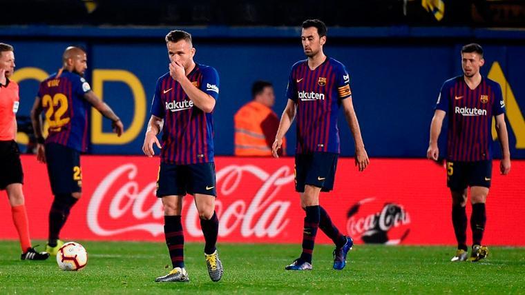 El Barça quiere recuperar la mejor versión de Arthur para la lucha por los títulos