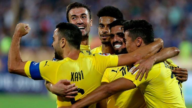 Xavi gana su primera liga en Qatar con el Al-Sadd y aumenta su brillante palmarés