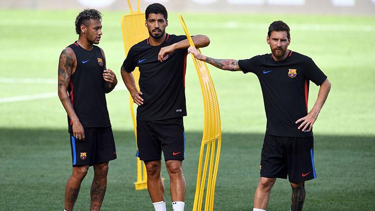 Neymar vuelve a reconocer que echa de menos al Barça