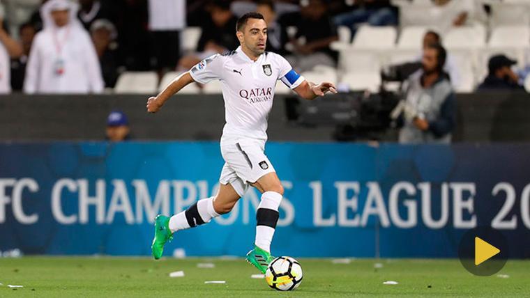 La asistencia de Xavi que subraya lo que el Barça quiere de Arthur