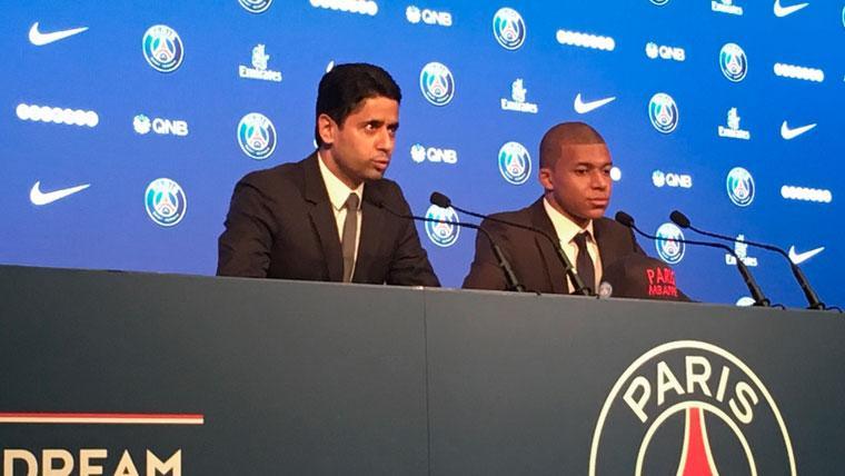 El PSG quiere blindar a Mbappé: Prepara un ofertón mareante para renovarle