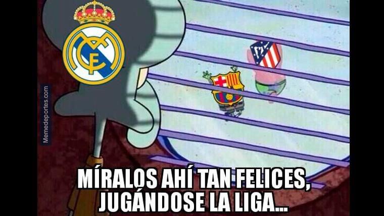 Estos son los mejores 'memes' del FC Barcelona-Atlético de Madrid