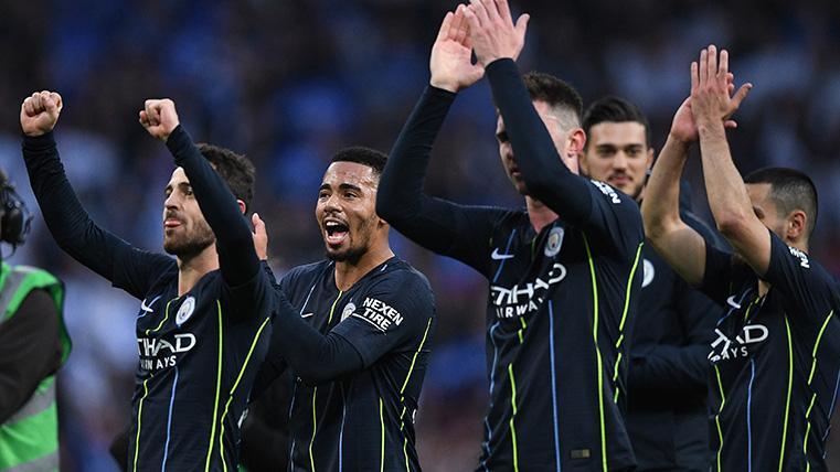 Un gol de Gabriel Jesus le da el pase a la final de la FA Cup al City de Guardiola (1-0)